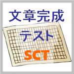 文章完成テスト(SCT)|心理査定